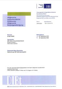 Thyssenkrupp ASF Bohrverpresspfahl