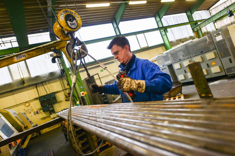 Fertigung | ASF-Anker Anton Schmoll GmbH